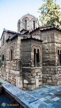 Church of the Pantanassa, Monastiraki Square