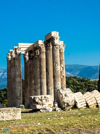 Temple of Athenian Zeus