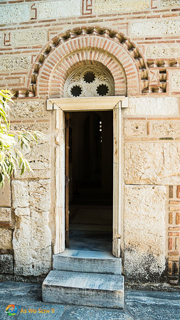 Doorway to the Church of the Holy Apostles