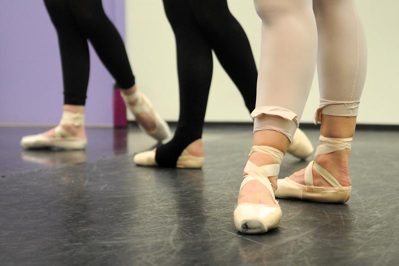 Dance Etoile Pinocchio Rehearsal