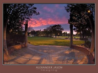 Fernandez Park Bandstand
