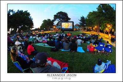 Pinole Cinema; Fernandez Park