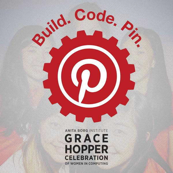 Pinterest at GHC 2015 - Houston TX