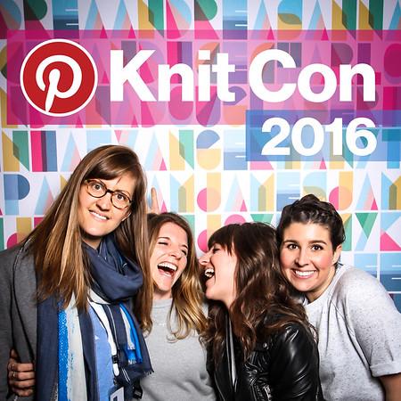 Pinterest Knit Con 2016
