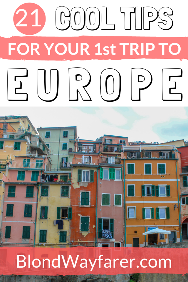 traveling to europe for the first time | tips for traveling to europe for the first time | first trip to europe | first time travel to europe | going to europe for the first time | travelling to europe for the first time | planning first trip to europe | first time europe travel | first time europe trip