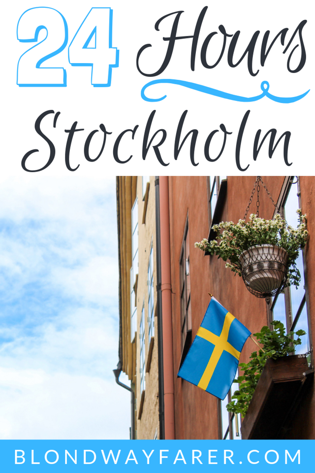stockholm in 24 hours | stockholm in one day | what to see in stockholm in one day | stockholm one day | itinerary 24 hours in stockholm | 1 day in stockholm | stockholm 1 day itinerary | stockholm city breaks | stockholm in 1 day | stockholm 1 day
