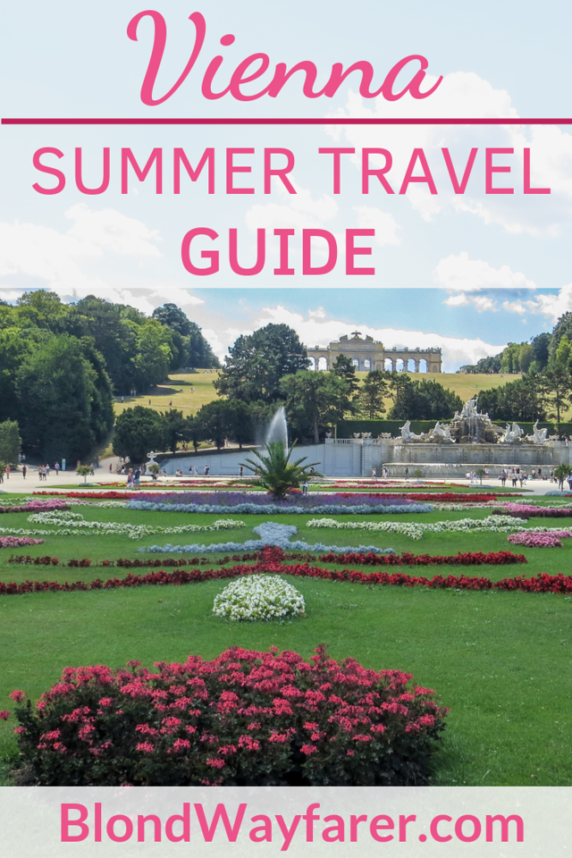 visit vienna in the summer | visit vienna in summer | summer in vienna | vienna summer weather | summer in austria | when is the best time to visit vienna | summer vienna | vienna in august | vienna in july | vienna in june