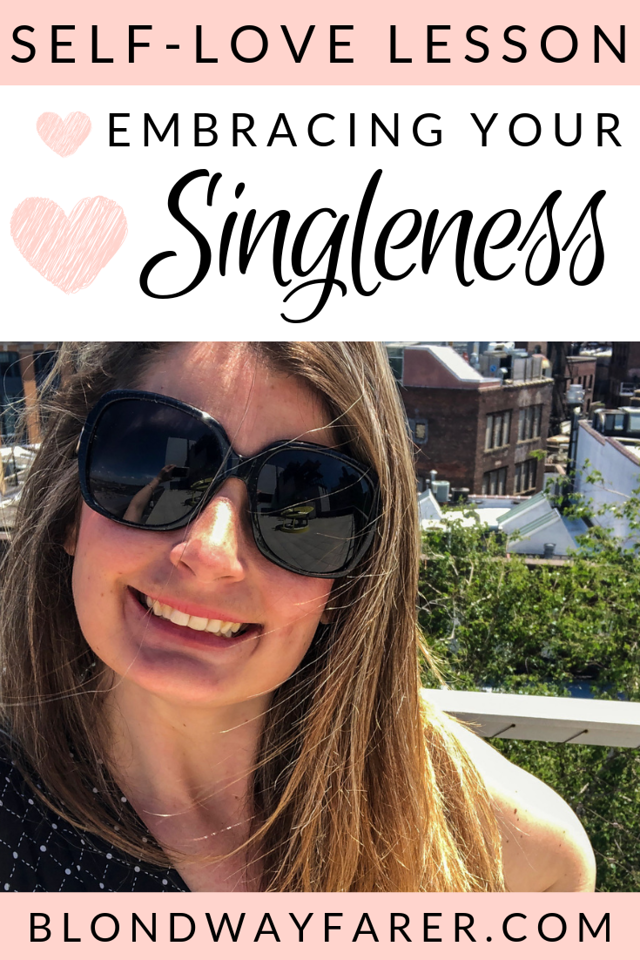 embracing your singleness | embracing singleness | how to embrace your singleness | i enjoy being single | how to enjoy being single in your 30s | how to deal with being single for a long time | how to deal with being single