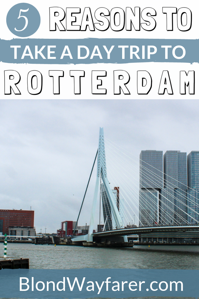 visit rotterdam in one day | day trip to rotterdam | rotterdam day trip | rotterdam day trip from amsterdam | rotterdam one day trip | rotterdam in one day | what to see in rotterdam in one day | rotterdam in a day
