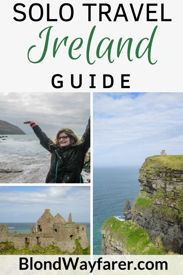 traveling solo to ireland | traveling solo in ireland traveling alone to ireland | traveling alone in ireland | solo trip to ireland | solo travel to ireland | travel to ireland alone | planning a solo trip to ireland | solo female travel ireland | going to ireland alone