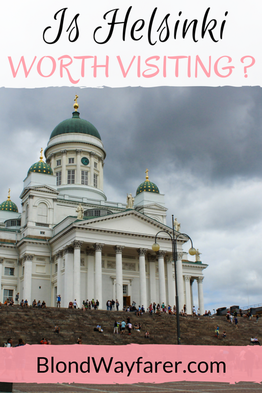 is helsinki worth visiting? | solo travel helsinki | Helsinki | Finland | Scandinavia | Europe Travel | Solo Female Travel | travel tips | wanderlust