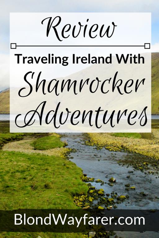 shamrocker adventures review | shamrocker adventures | solo travel to ireland | visit ireland | solo travel europe | solo female travel ireland | traveling ireland alone | guided tours of ireland