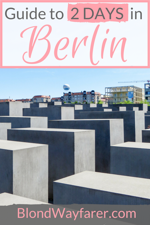 two days in berlin | berlin weekend break | berlin travel guides | travel germany | rough guide to berlin | two days in berlin itinerary |