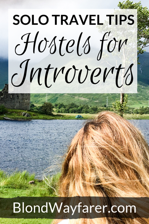 hostels as an introvert | solo travel social anxiety | travel tours for introverts | solo travel for introverts