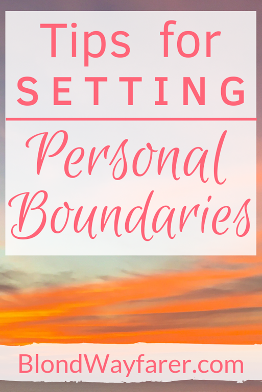 setting personal boundaries | setting healthy boundaries | healthy boundaries in relationships | personal boundaries list | boundaries and self-esteem