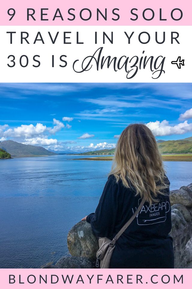 solo travel for 30 somethings | solo travel in your 30s | traveling alone at 30 | holidays for solo travellers in their 30s | traveling in your 30s