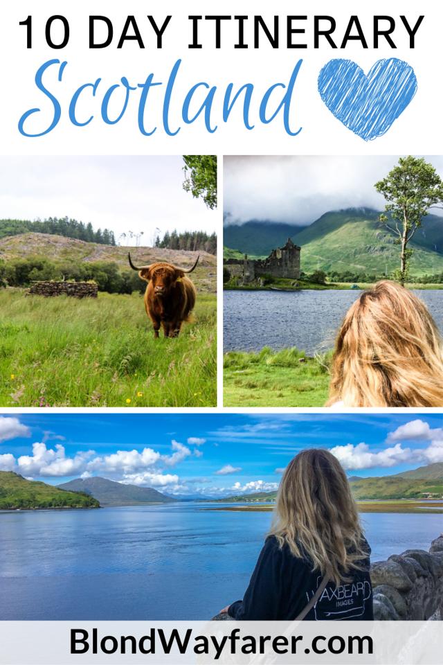 10 days in scotland   10 days in scotland itinerary   10 day scotland road trip   ten days in scotland   10 days in scotland where to go