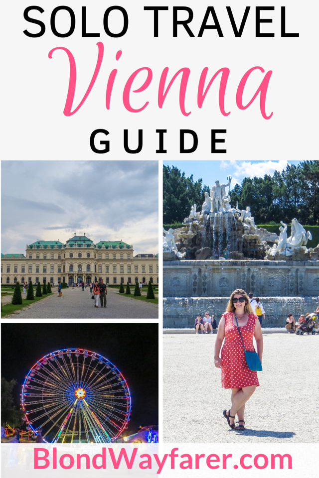 solo travel in vienna | solo travel vienna | travelling alone in vienna | things to do alone in vienna | alone in vienna