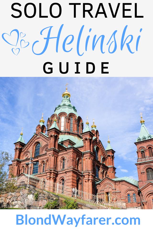 solo travel helsinki | solo travel in helsinki | traveling to helsinki alone | finland solo travel
