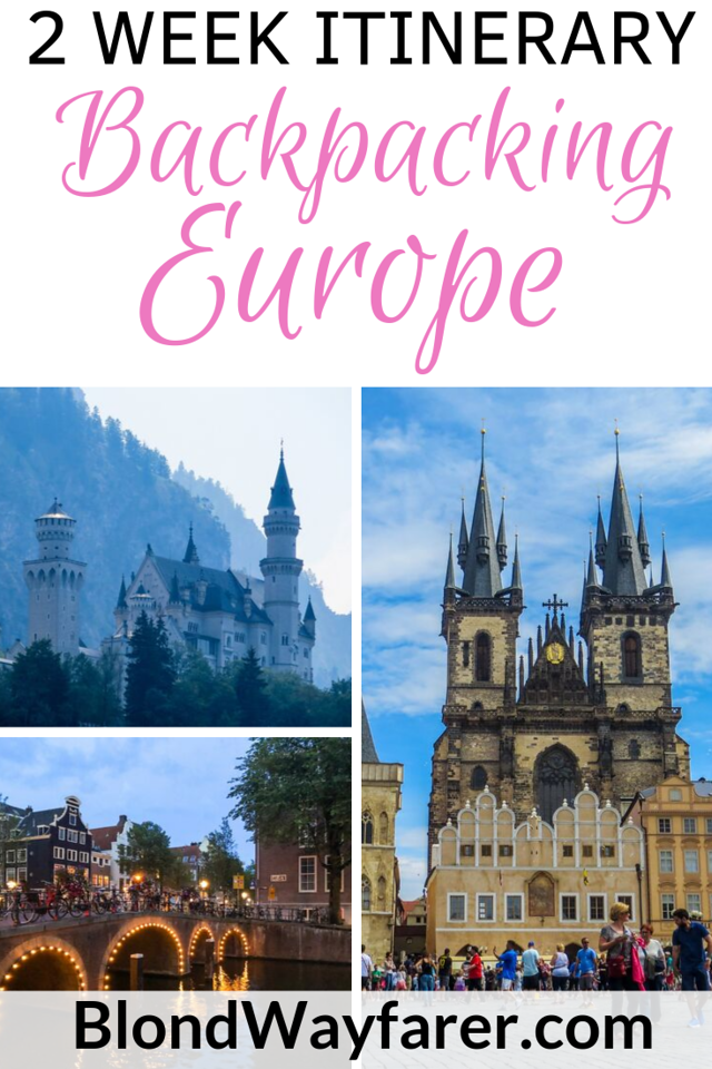 backpacking europe itinerary 2 weeks | 2 week backpacking europe itinerary | 14 days in europe itinerary | 2 weeks in europe where should i go | backpacking europe in 2 weeks | two weeks in europe itinerary | 2 weeks in europe itinerary | backpacking europe routes 2 weeks | backpacking europe 2 weeks | backpacking in europe for 2 weeks | Backpack for 2 weeks in Europe