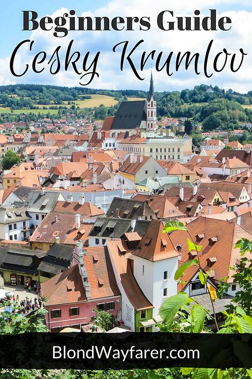 is cesky krumlov worth visiting | cesky krumlov | czech republic | europe towns | wanderlust | fairytale travel