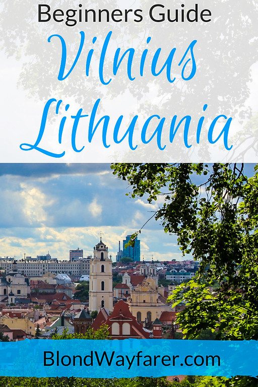 Vilnius | Lithuania | Baltics | Travel Tips | Travel Guides | Europe Vacation | Solo Female Travel | Wanderlust | Travel Inspiration