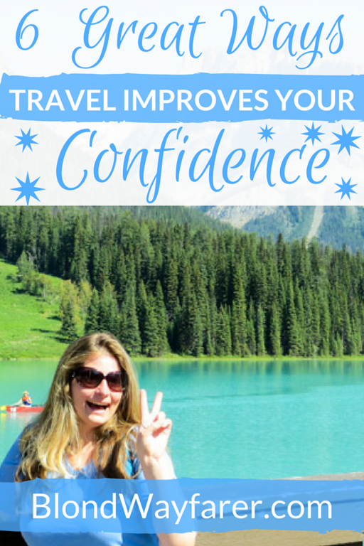 confidence travel | solo female travel | traveling alone as a woman | travel alone woman | travel inspiration | wanderlust | solo female travel blog