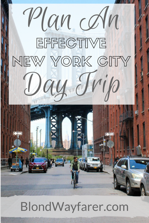 an effective nyc day trip | new york city | visit new york | visit the united states | new york tips | north america travel | wanderlust | solo female travel blog