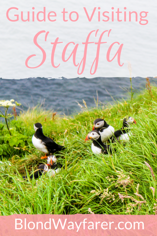 visiting Staffa | Scotland | Scotland Travel Tips | Solo Female Travel | Europe Travel Tips | West Europe Travel Tips | Visit UK | Wanderlust | Travel Inspiration