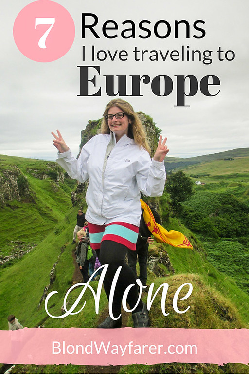 solo female travel | traveling alone | solo travel europe | travel to europe alone | travel tips
