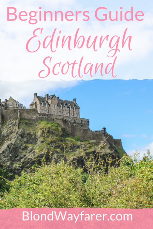 amazing things to do in Edinburgh | UK | Travel Scotland | Solo Female Travel | Travel Tips | Travel Inspiration | Wanderlust | Visit Edinburgh | Solo Female Travel