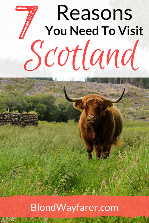 7 Reasons to Visit Scotland Right Now - Blond Wayfarer