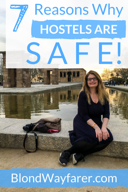 are hostels safe | safety when you travel | solo female travel | hostels | hostel tips | traveling alone | travel inspiration | travel advice