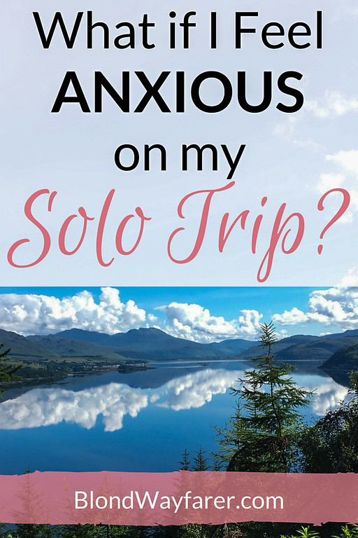 solo female travel | anxiety | mental health awareness | travel tips | traveling alone | anxious | wanderlust | inspirational