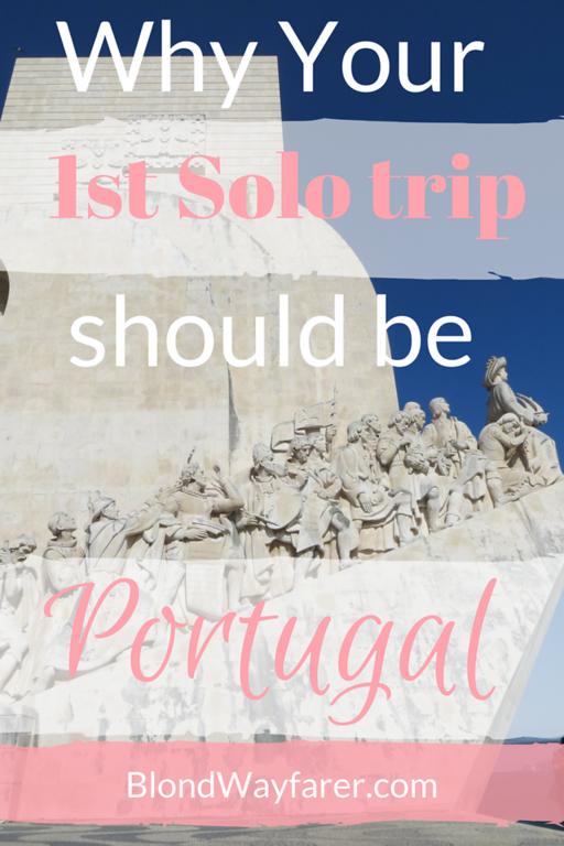 travel solo female travel portugal visit europe lisbon