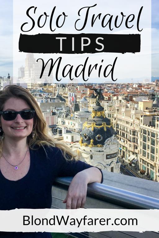 solo travel madrid | madrid | spain | visit spain | solo travel europe | solo female travel | travel tips | travel inspiration | wanderlust