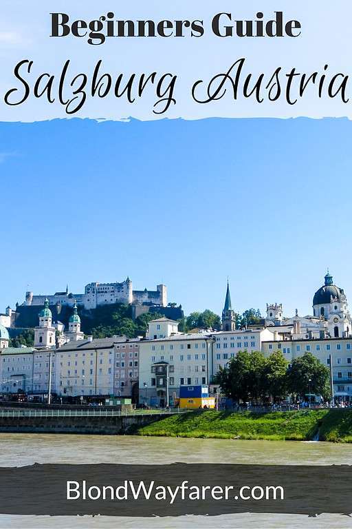 Salzburg | Austria | Europe Travel | Solo Female Travel | Travel Tips | Central Europe