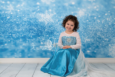 Frozen Themed Mini Photography Session