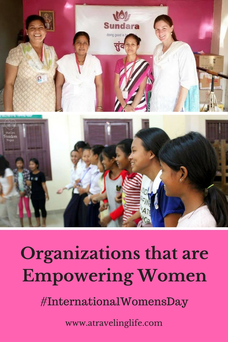 more organizations empowering women around the world a traveling travel bloggers share their favorite organizations empowering women around the world in honor of international women s
