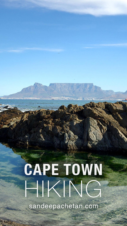 Cape Town hiking guide