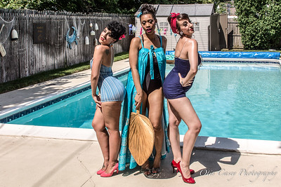 Pin-Up Pool Party 2016