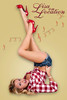 San Antonio and New Braunfels Pin-up Photography