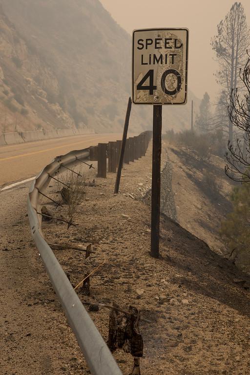 Road Closures & Hazards