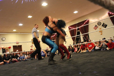 PVP Women's Championship PVP Women's Champion Skylar vs. Nikki Adams