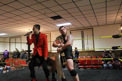 Pioneer Valley Pro Wrestling November 7, 2015