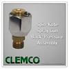 Spin-Kote Spray Gun Back-Pressure Assembly