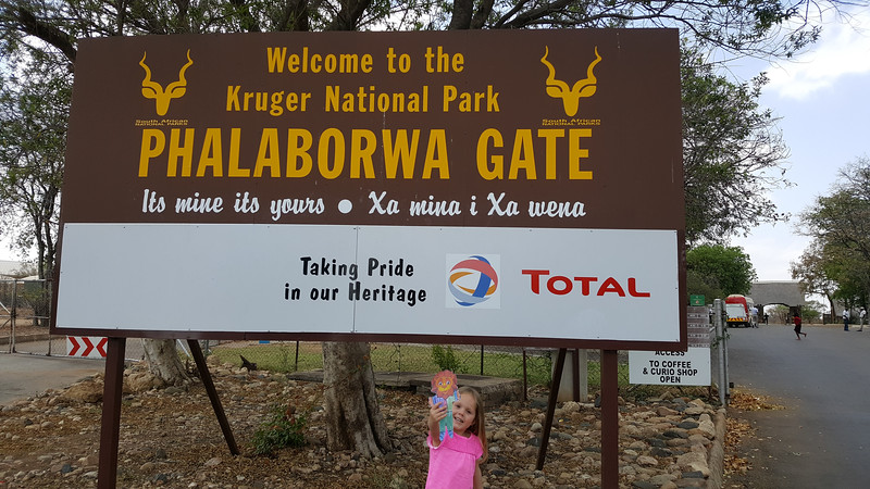 We made it to Kruger!