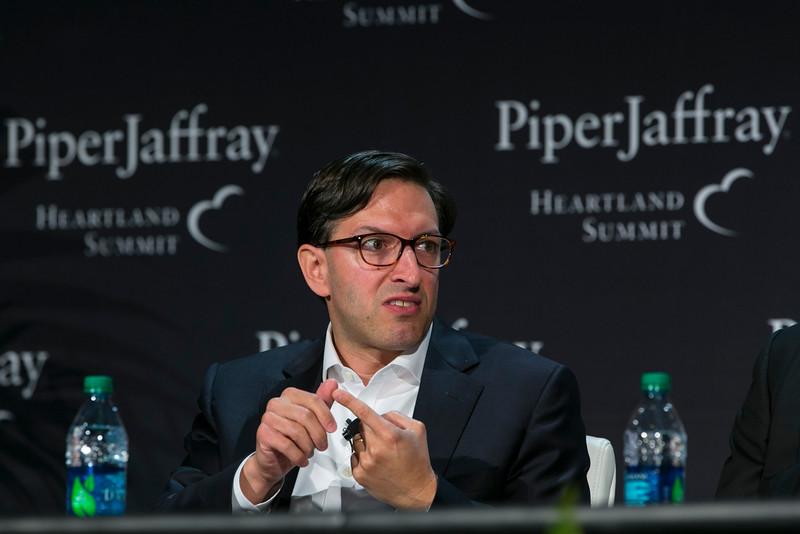 Amir Rubin, President & CEO, Stanford Health Care speaks - Piper Jaffray Heartland Summit 2015