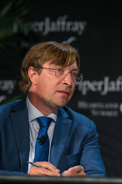 Herve Hoppenot, President & CEO, Incyte Corporation (INCY) speaks - Piper Jaffray Heartland Summit 2015