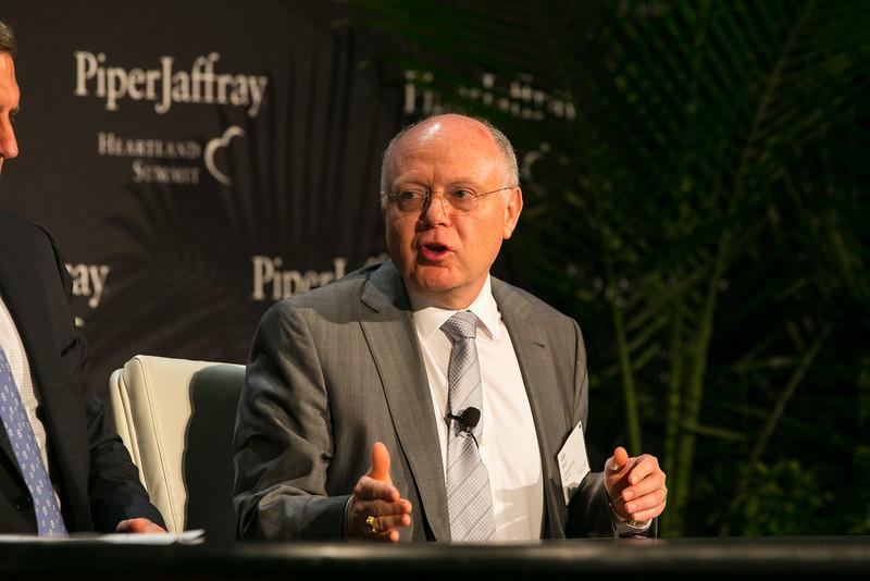 Ian Read, Chairman & CEO, Pfizer Inc. (PFE) speaks - Piper Jaffray Heartland Summit 2015